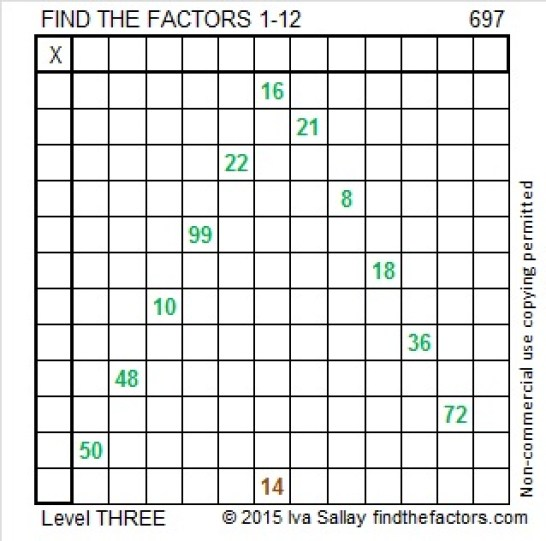 697 Puzzle