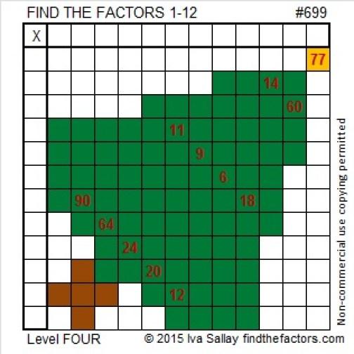699 Puzzle