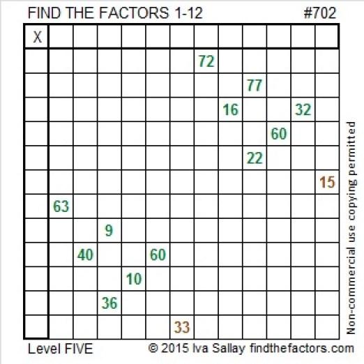 702 Puzzle