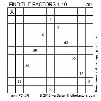 707 Puzzle