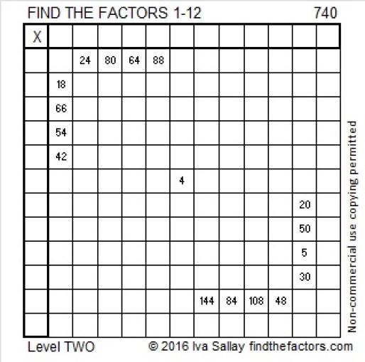 740 Puzzle