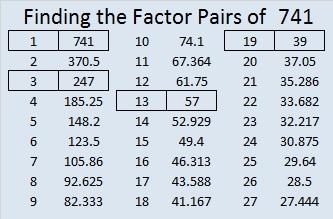 741-factor-pairs