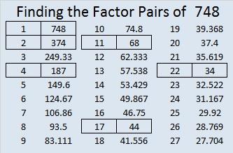 748-factor-pairs