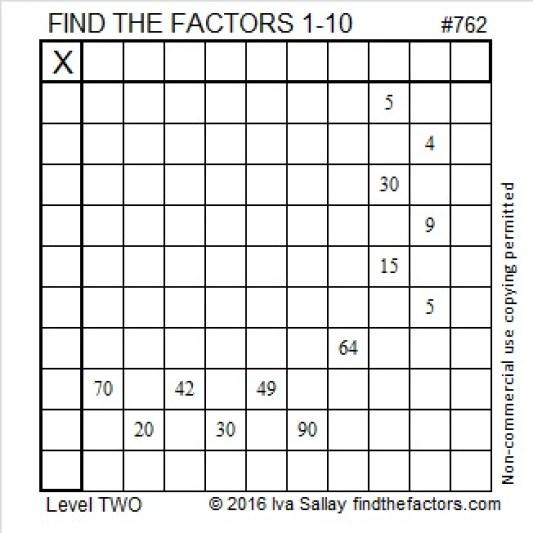 762 Puzzle