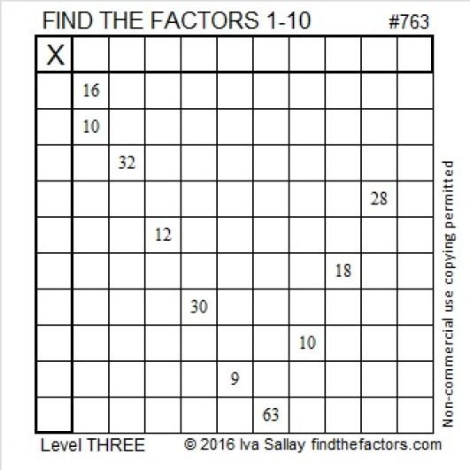 763 Puzzle