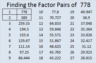 778-factor-pairs