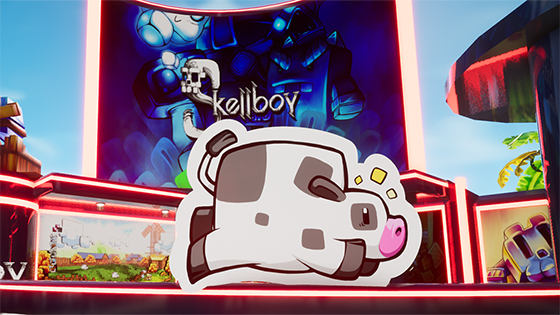 Skellboy booth