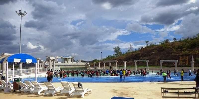 aquamagica wave pool