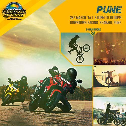 Pulsar - Festival Of Speed