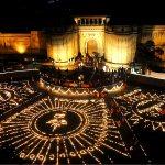 Shaniwar Wada in Lights – Dhanatrayodashi