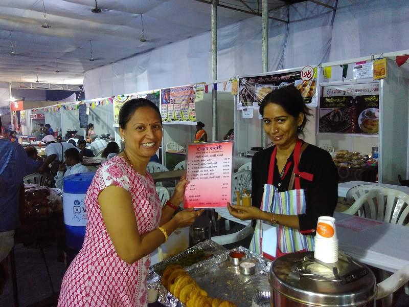 bhimthadi food kachori kavita sharma