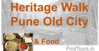 Heritage Walk & Food – Old City Pune