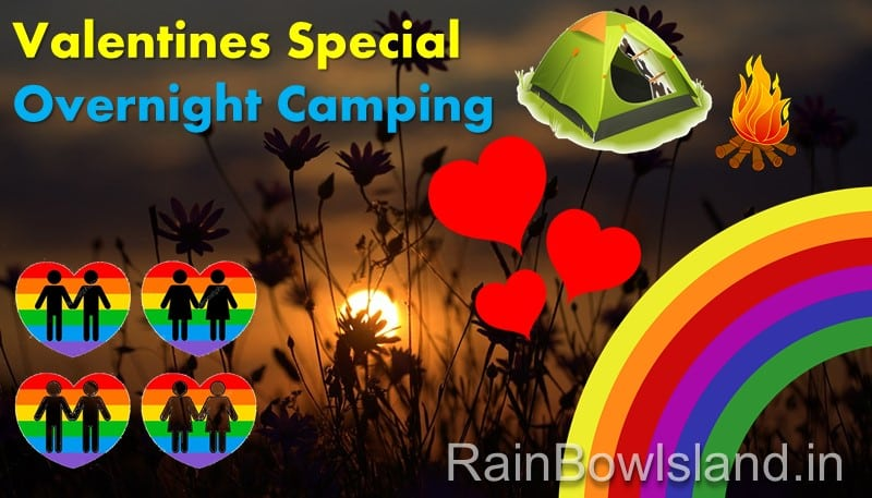 Valentines Special Overnight Camping