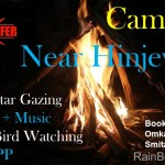 Overnight Tent Camping, an intro to Star Gazing & Bird watching