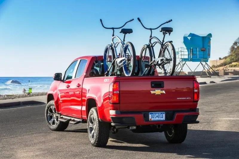 2019 Chevrolet Colorado; Most Affordable Trucks