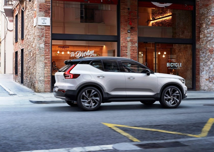 2019 Volvo XC40 Price & Discount - Best SUV Lease Deals Right Now
