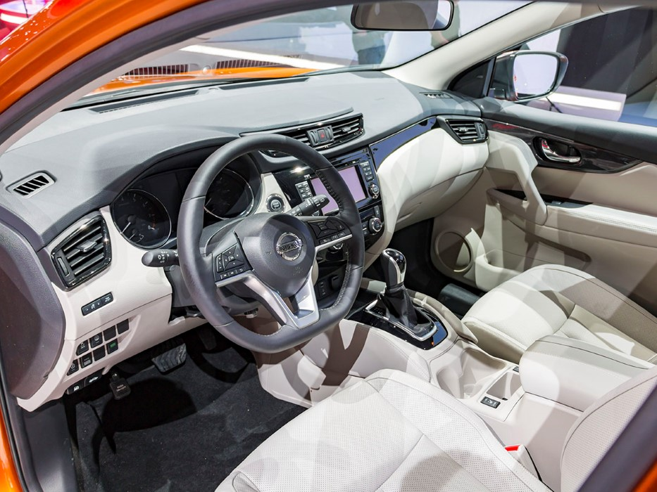 2020 Nissan Pathfinder Interior Changes