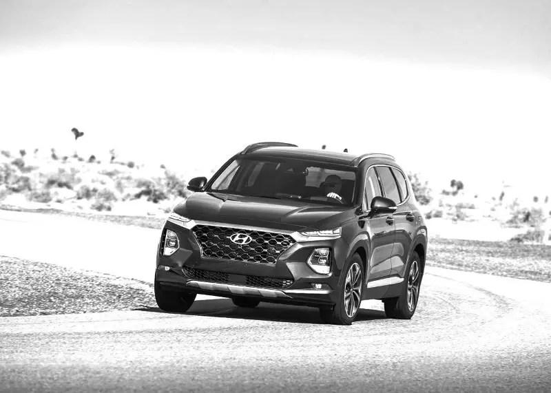 Best 6 Passenger SUVs 2020 - New Hyundai Santa Fe