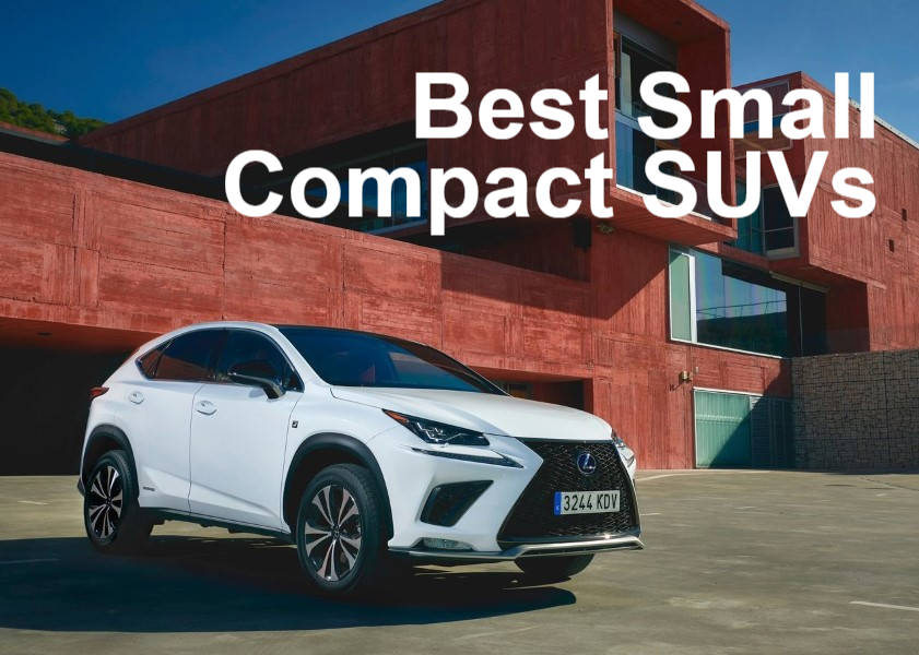 Best Small Luxury SUV - New Lexus NX