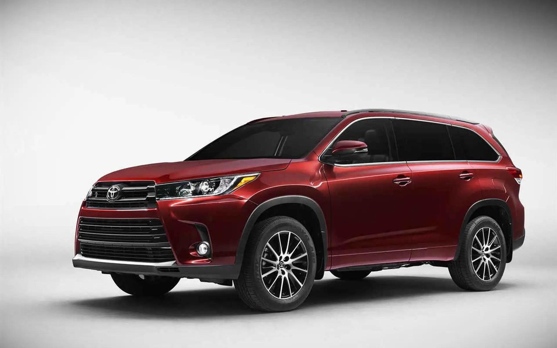 New Toyota Highlander - Best 6 Passenger SUVs 2020