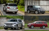 Top 100 Best 6 Passenger SUVs 2020