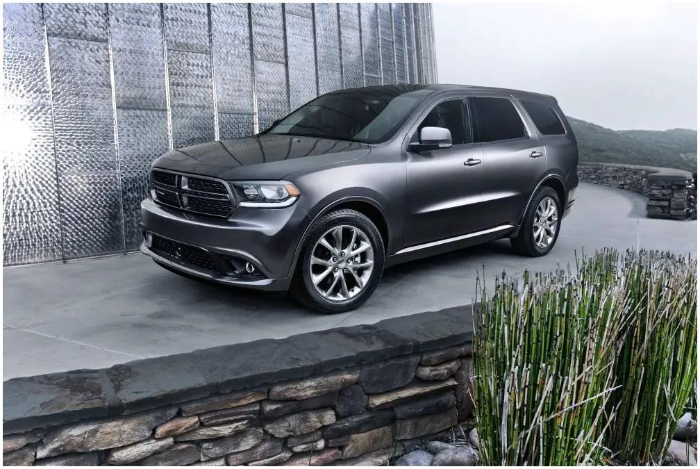 2020 Dodge Durango Changes Exterior & Features
