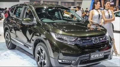 Honda CR-V Pictures