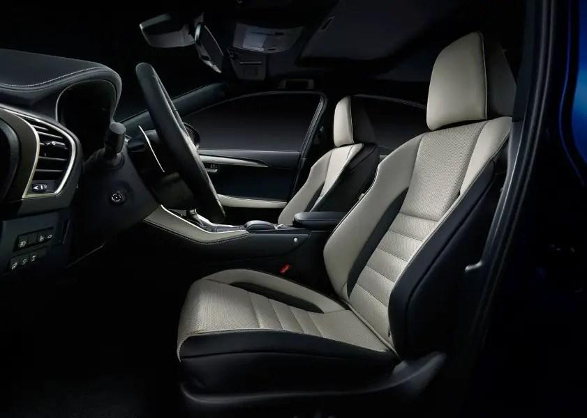 2020 Lexus NX Interior Changes & New Features