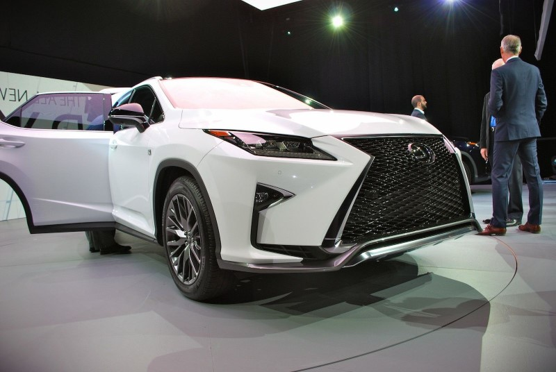 2020 Lexus RX 350 Release Date and Price