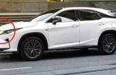 2020 Lexus RX 350 White Colors Trims