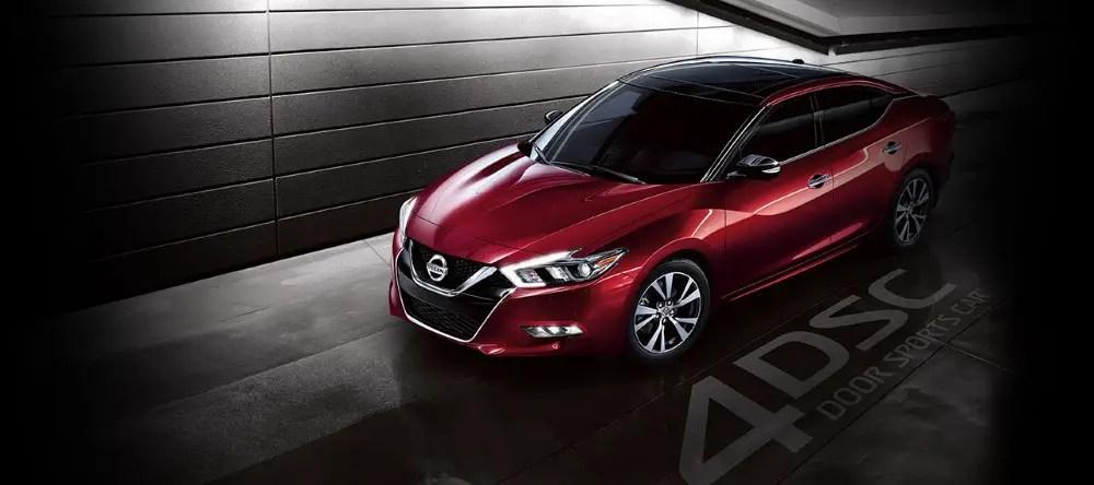 2020 Nissan Maxima Redesign Exterior