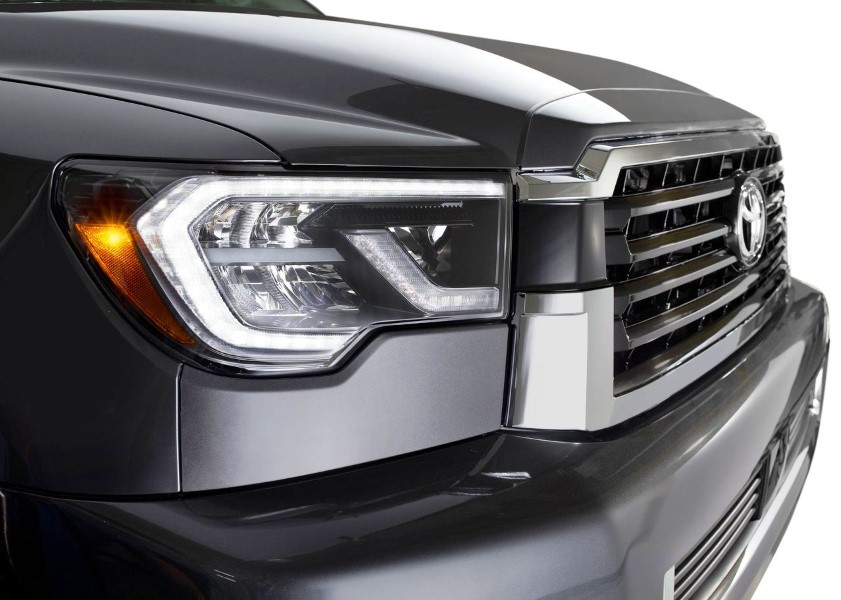 2020 Toyota Sequoia Redesign and Changes