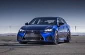 New 2020 Lexus GS F Sport Blue Colors