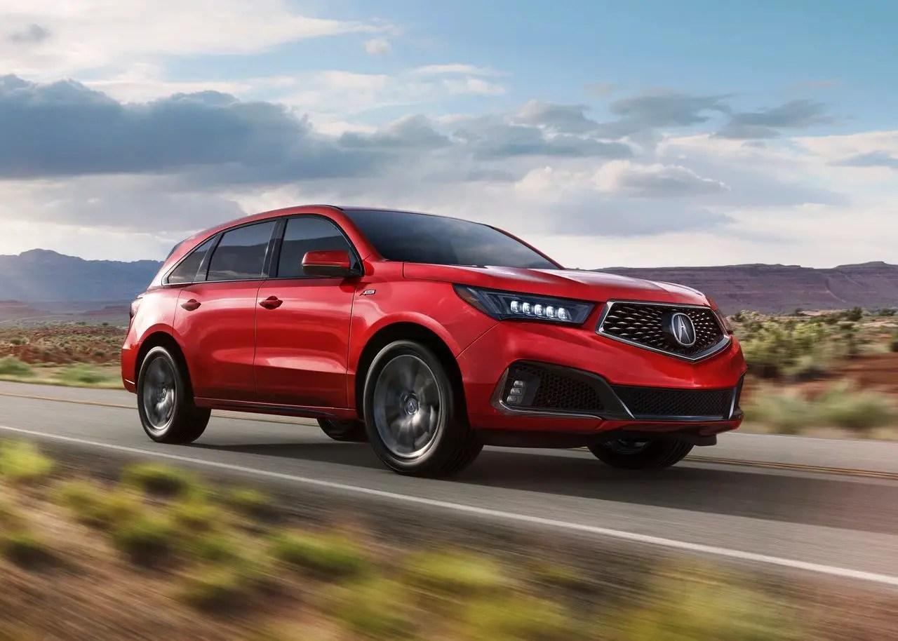 2020 Acura MDX Hybrid SUV Release Date