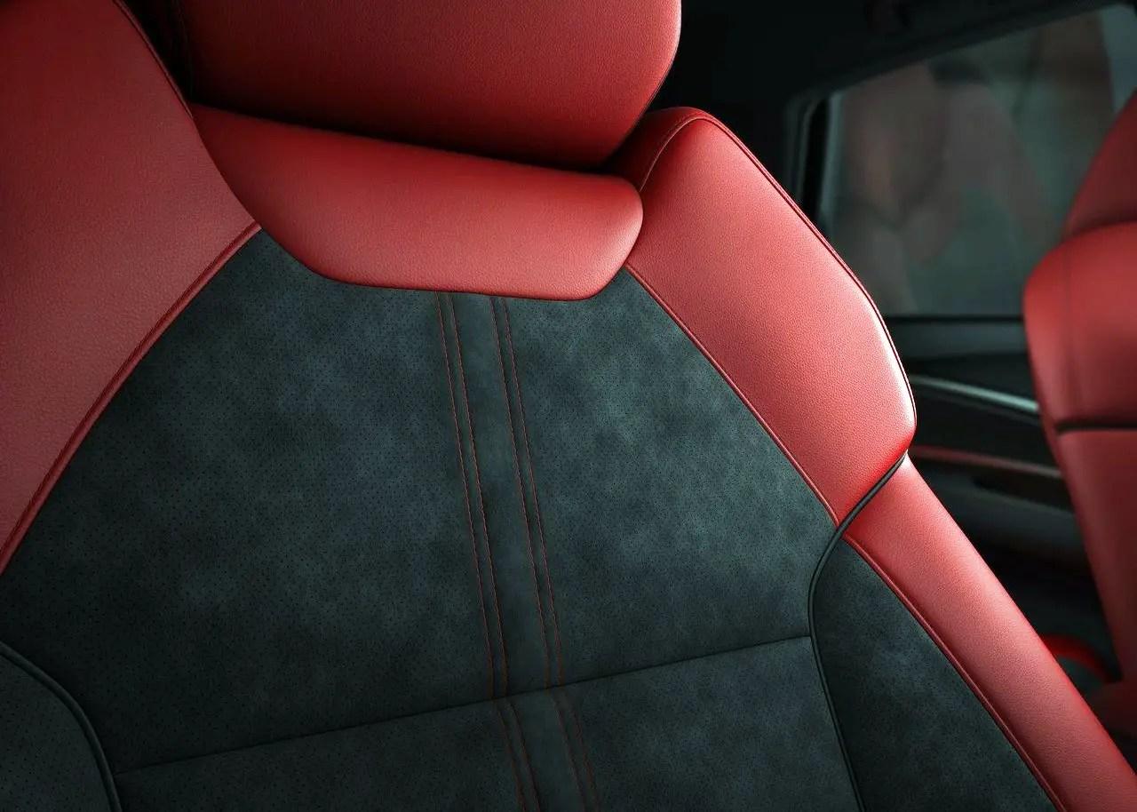 2020 Acura MDX Interior Luxury Material