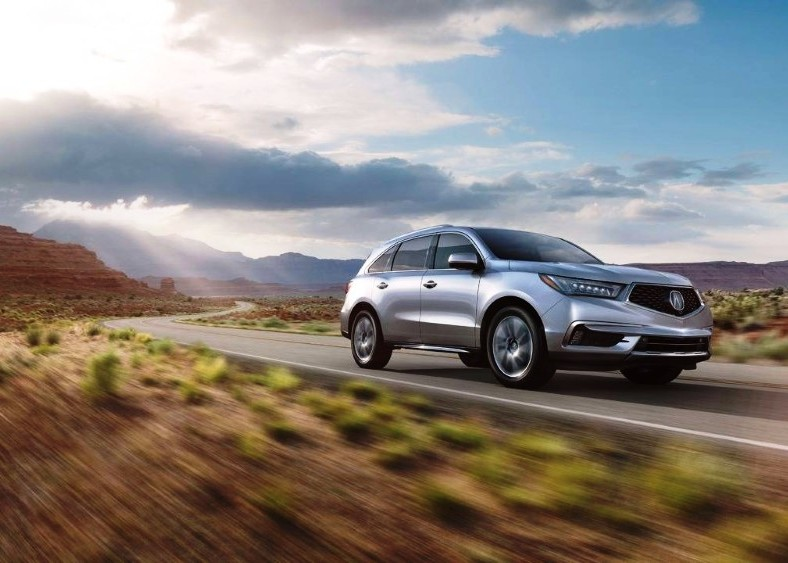 2020 Acura MDX New Concept Pictures