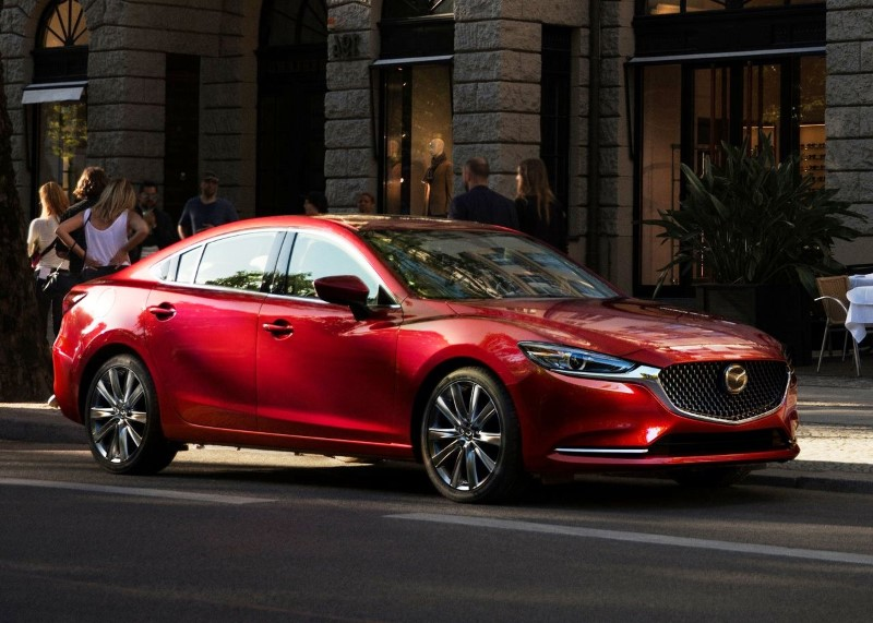 2020 Mazda 6 Turbo 0-60 Speed & MPG