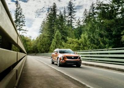 2020 Cadillac XT5 Configurations & MSRP