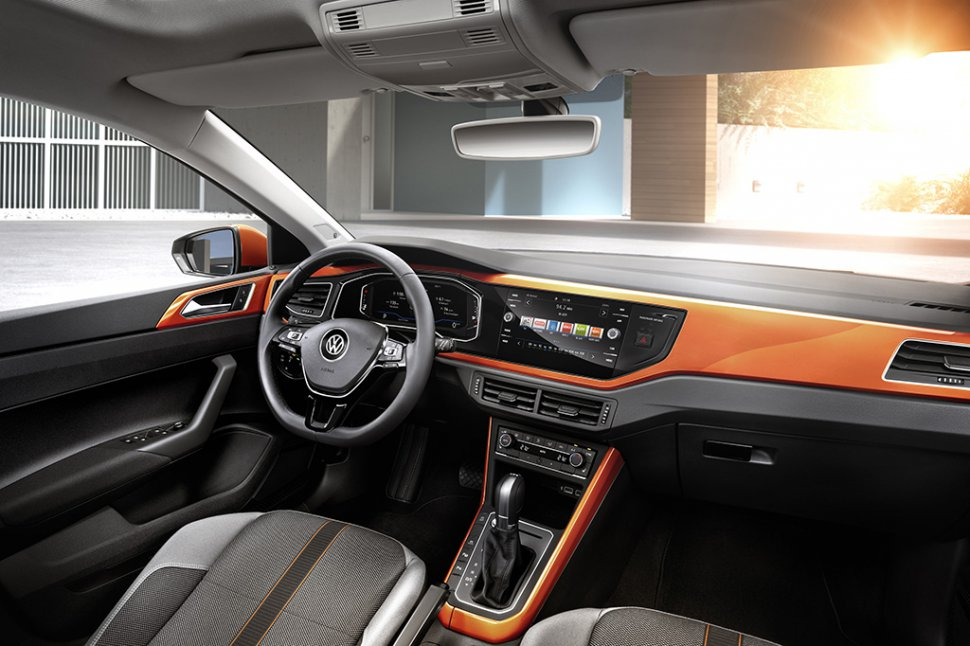 2020 VW Golf MK8 Interior