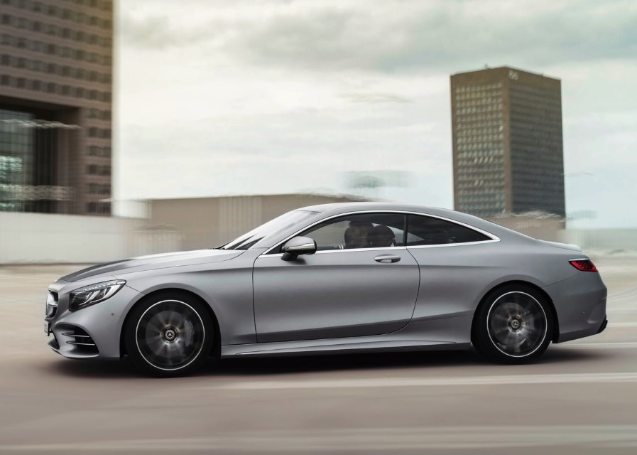 2020 Mercedes-Benz S-Class Price