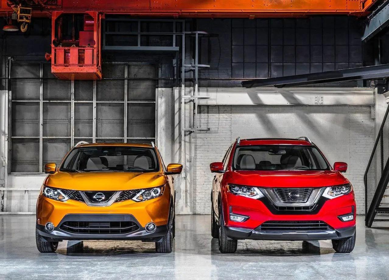 2020 Nissan Rogue Hybrid Color Options