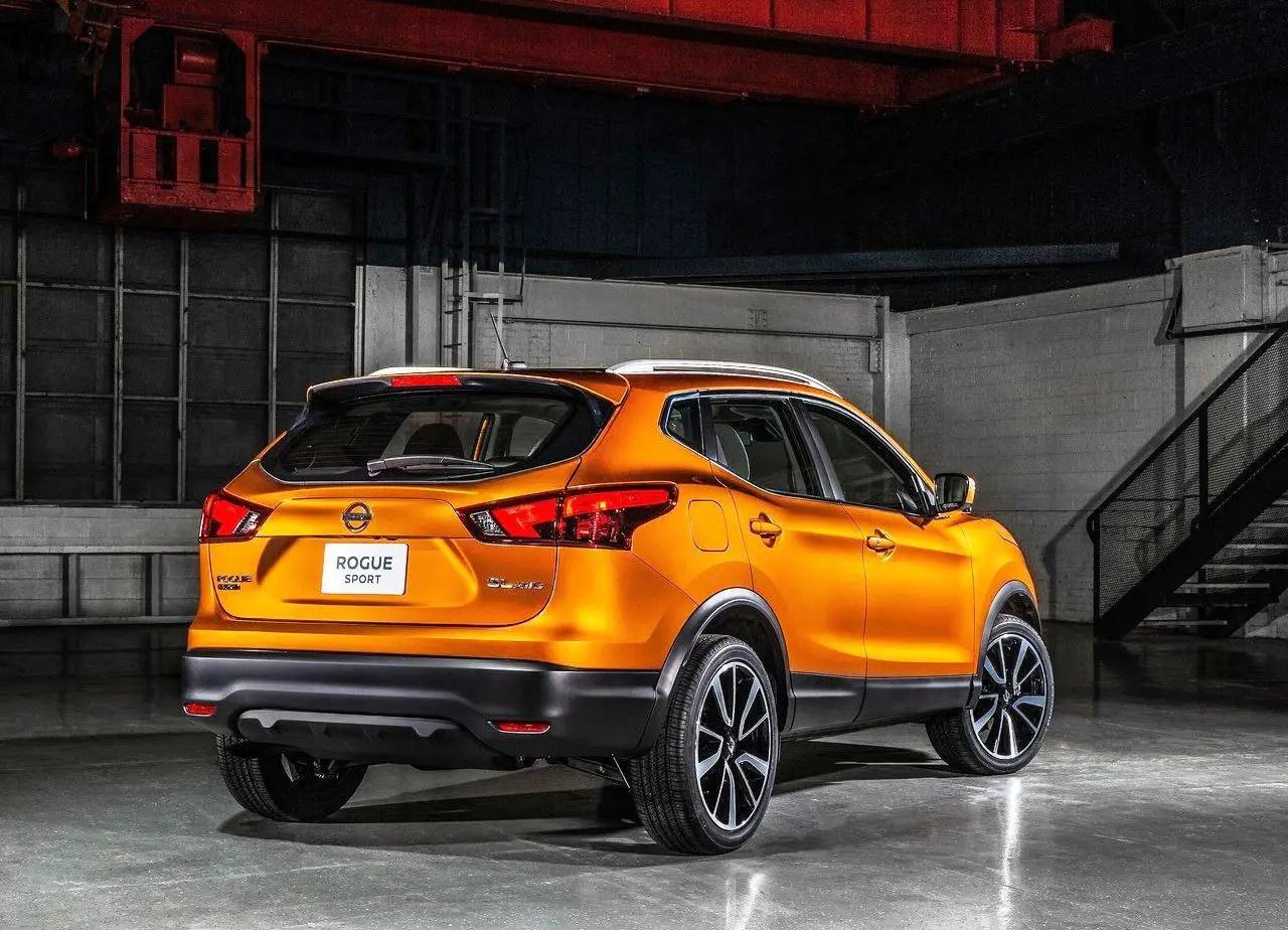 2020 Nissan Rogue Sport Specs and Horsepower