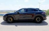 2020 Porsche Cayenne Coupe Concept