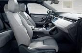 2020 Range Rover Evoque Seat Capacity