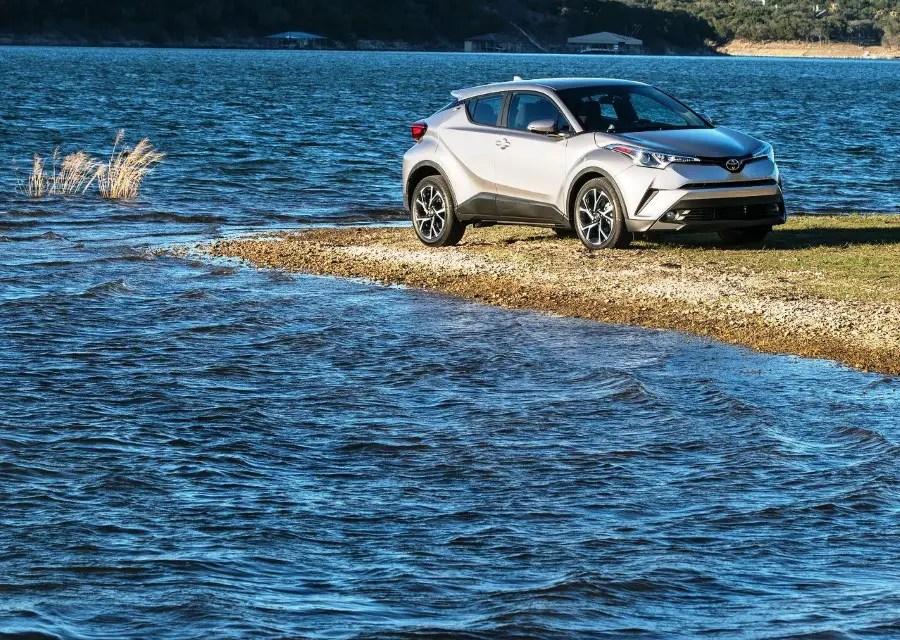 2020 Toyota CHR AWD Price & Equipment