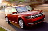 2020 Ford Flex Review - Best SUVs For 3 Car Seat
