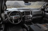 2020 GMC Truck Interior Features & Concept