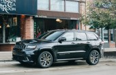 2020 Jeep Grand Cherokee - Best Car For 3-row Seater