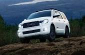 2020 Toyota Sequoia TRD Pro Specs