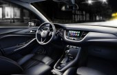 2020 VauxhallGrandland X Interior